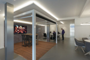 showroom DLN multiservice, Hoek van Holland
